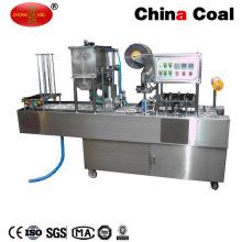 Machine automatique de remplissage et de cachetage de tasse de Bg60V
