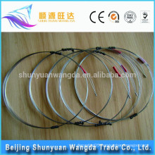 platinum rhodium alloy wire B/R/S