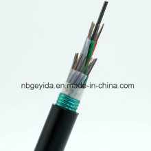 Outdoor Stranded Single Jacket Single Armored Cable