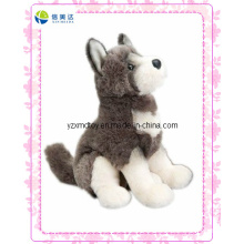 Wild Barking Wolf Gefüllte Spielzeug