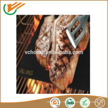 Proveedor de China NON-STICK & MESS-FREE BBQ Grill Mat