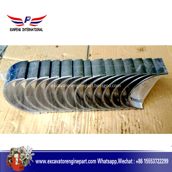wd615 weichai engine parts weichai 81500010046 main bearing