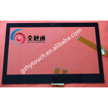 Panneau écran tactile capacitif projeté multi-touchs