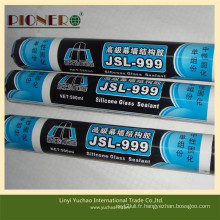 Joint d'étanchéité en silicone pour mur en rideau en aluminium (JSL-999)