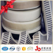 China jacquard woven ribbon for mattress edging tape