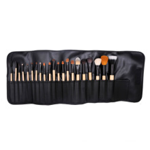 21PCS Natural Hair Professional Makup Applicator Brushes Set