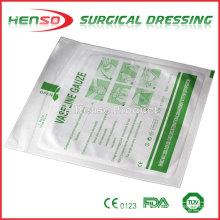 Esponja de gasa de vaselina Henso
