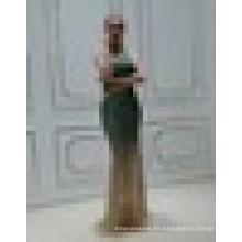 Nuevo vestido de boda elegante modificado para requisitos particulares de la sirena del vestido 2016 de la nueva de Appliqued del cordón de 2018 del cordón moderno