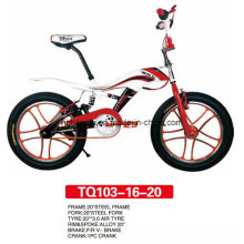 """Mais novo modelo de bicicleta Freestyle BMX 20 """""""