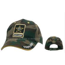 Gorra militar de algodón para militares