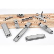 El OEM modificó piezas de aluminio moldeadas a presión del molde