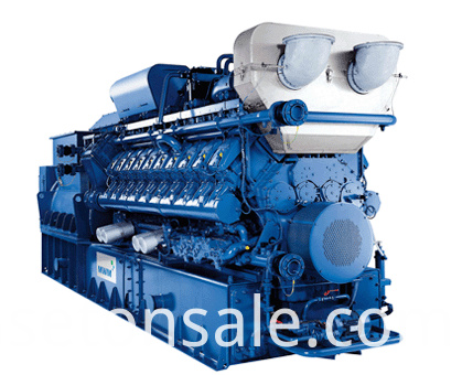 Gas engine TCG