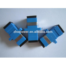 Специальный оптоволоконный SC одномодовый волоконно-оптический адаптер SC / UPC оптоволоконный разъем 500 PCS / LOTS