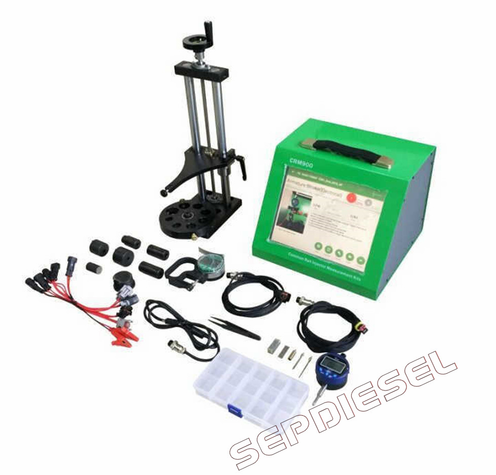 Cr3a Common Rail Injector Stroke Testing Tools 1