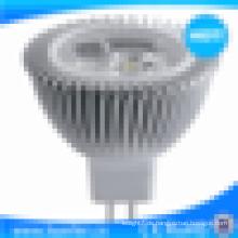 300 lumen Markt verwendet 3w gu10 Spot Licht 110v 220v 12v