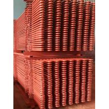 Accesorios de caldera Intercambiador de calor para planta de molino harinero