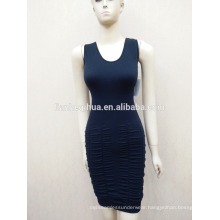 Stylish Seamless Conjoined Underwear Fitness Dress