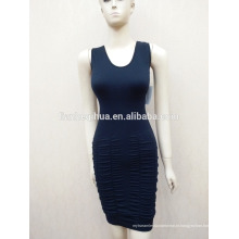 Elegante Seamless Conjoined Underwear Fitness Dress