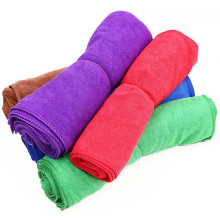 Popular Warp Knitting Printed Cheap Microfiber Towels