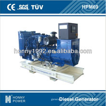 50KW Lovol 60Hz diesel generator, HPM69, 1800RPM
