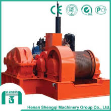 Industry Application Jk and Jm Type Winch for Sale