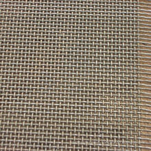 Hot square screen galvanized stainless steel crimped wire mesh