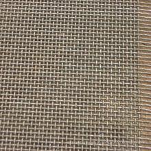 Malha de arame em aço inoxidável galvanizado a quente com tela quadrada quente