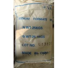Uso de la Industria del Caucho Formidato de Sodio al 97% Nº CAS: 141-53-7