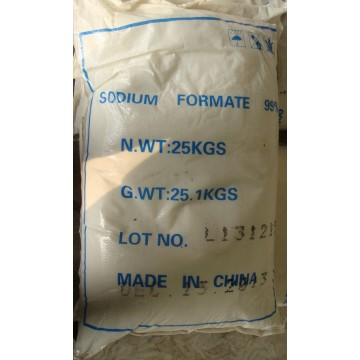 Sodium Formate as Material of Sodium Hydrosulphite, Formic Acid and Oxalic Acid