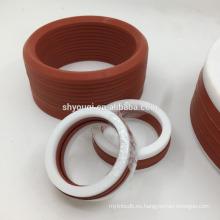 Anillo de goma caliente de la forma en V del 100% de los diversos tamaños que venden