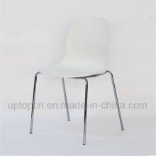 PP Plastic Chair with Chrome Steel for Foot Court (SP-UC505)