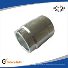 Válvula de mangueira de Teflon em aço hidráulico