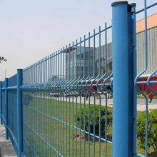 Supply for Triangle Bending Fence welded galvanized wire mesh fence export to Burkina Faso Importers