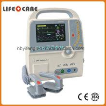 Portable Handled Ambulance Emergency Biphasic Defibrillator