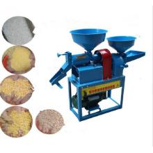 Máquina desgranadora pequeña de arroz