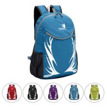 35L faltbare wasserdichte Nylon Outdoor Camping Sport Rucksack Tasche (YKY7293)