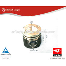 YuChai Engine YC6L Piston L3000-1004015A