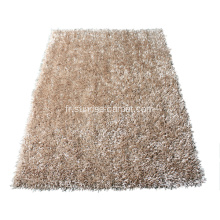 Viscose shaggy mixte couleur / design Tapis