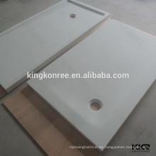 Plato de ducha de acrílico de alta calidad KKR, base de ducha