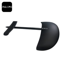 Melors Black Hydrofoil Surfboard الألومنيوم احباط