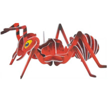 Insects Shape Diy Mini Jigsaw Puzzles For Kids