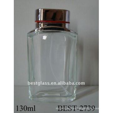 Botella de perfume vacía grande 130ml