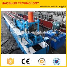 Obturador de rolamento que dá forma à máquina / rolo da porta do obturador do ferro que forma a máquina