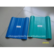 Hoja de techo de PVC