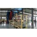 Machine de placage en bois de production de contreplaqué