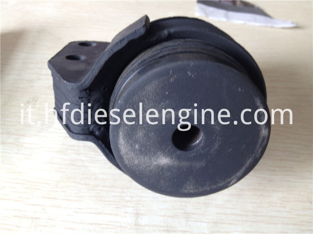 FL511 engine mounting 8