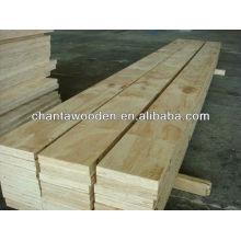 Embalaje de grado de álamo LVL tablero de madera contrachapada
