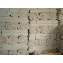 cotton grey woven fabrics for dyeing or bleaching