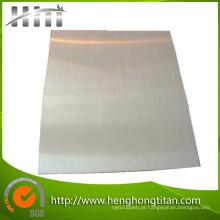 Placa de aço inoxidável ASTM A240 316L