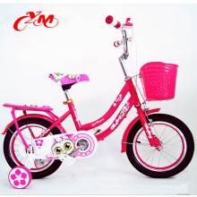 2017 neue modell OEM kinder 16 zoll bike / China baby zyklus kinder cycle für verkauf / mädchen kinder bikes günstigen preis